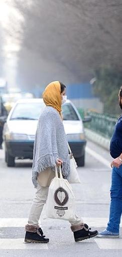 تهران همچنان آلوده است 38]f2@iR;